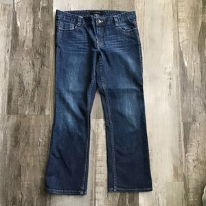 Women's Calvin Klein Boot Cut Jeans